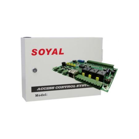 Bộ kiểm soát ra vào đa cửa SOYAL AR-721Ei