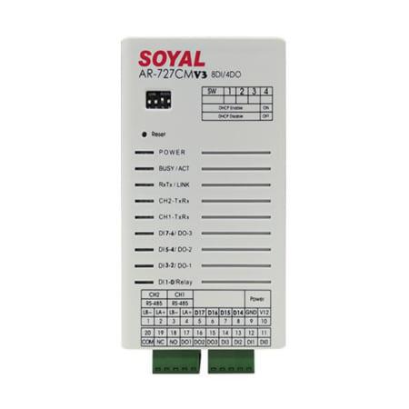 Bộ chuyển đổi tín hiệu SOYAL AR-727CM