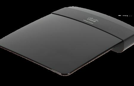 Bộ Phát Wifi Router Linksys E1200 chuẩn N 300Mbps