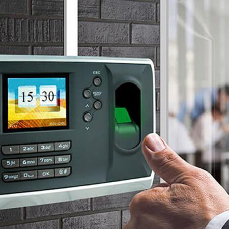 Access control - máy chấm công